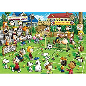 Puzzle Snoopy