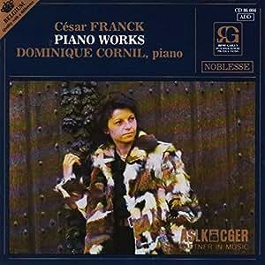 César Franck : Piano Works