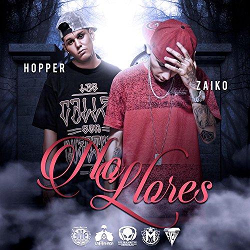 No Llores (feat. Hopper) [Explicit]