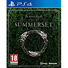 Elder Scrolls Online: Summerset (PlayStation 4) [UK IMPORT]