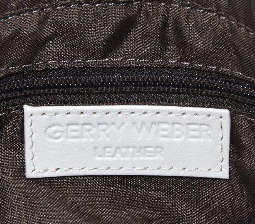 Gerry Weber - Piacenza Shoulder Bag S, Borsa A Tracolla da donna Bianco (white)