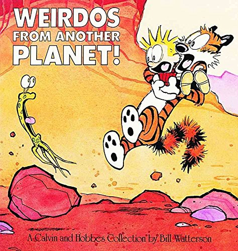 ({WEIRDOS FROM ANOTHER PLANET}) [{ By (author) Bill Watterson, Illustrated by Bill Watterson }] on [April, 1990]