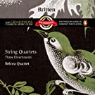 Britten: String Quartets - Three Divertimenti