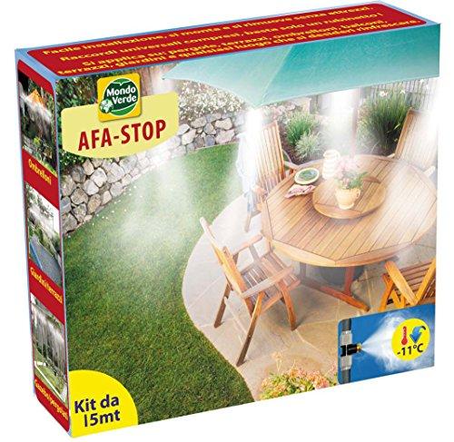 Mondo Verde Afa Stop Kit de brumisation de 15 mètres