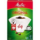 Melitta Original 1x4 Coffee Filter, 40 Pieces, 80 g - Pack of 1