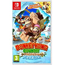 Donkey Kong Country: Tropical Freeze [Nintendo Switch] (CDMedia Garantili)