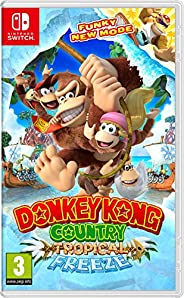 Donkey Kong Country Tropical Freeze (Nintendo Switch)