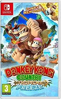 Donkey Kong Country: Tropical Freeze - Import anglais, jouable en français (B079MW1VVM)   Amazon Products