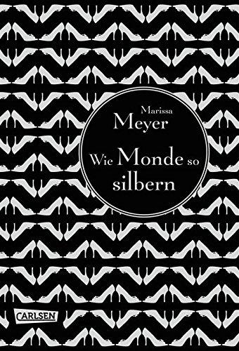 Buchseite und Rezensionen zu 'Die Luna-Chroniken, Band 1: Wie Monde so silbern' von Marissa Meyer