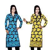 Spangel Fashion Women's Cotton Full Stit...