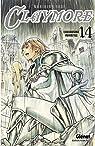 Claymore - Tome 14 : L'assassine infantile par Yagi