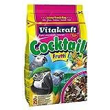 VITAKRAFT Cocktail frutti pappagalli 250gr - Alimenti uccelli
