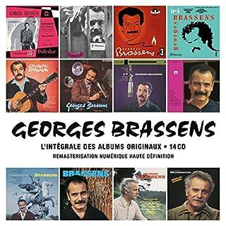 Georges Brassens : L'Intégrale Des Albums Studio (Coffret 14 CD) (B0042GNDV6)   Amazon Products