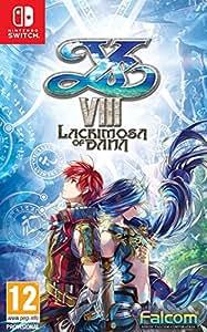 Ys VIII: Lacrimosa of Dana (Nintendo Switch)