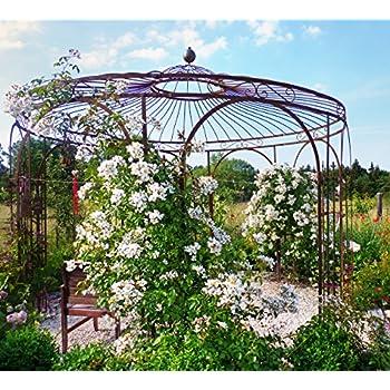Amazon.de: Gartenlaube, Garten Pavillon, Rosenpavillon