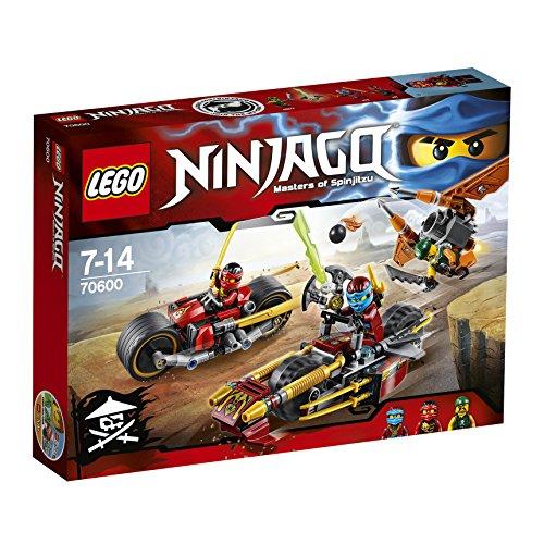 Lego - 70600 - Ninjago - Inseguimento sulla moto dei Ninja