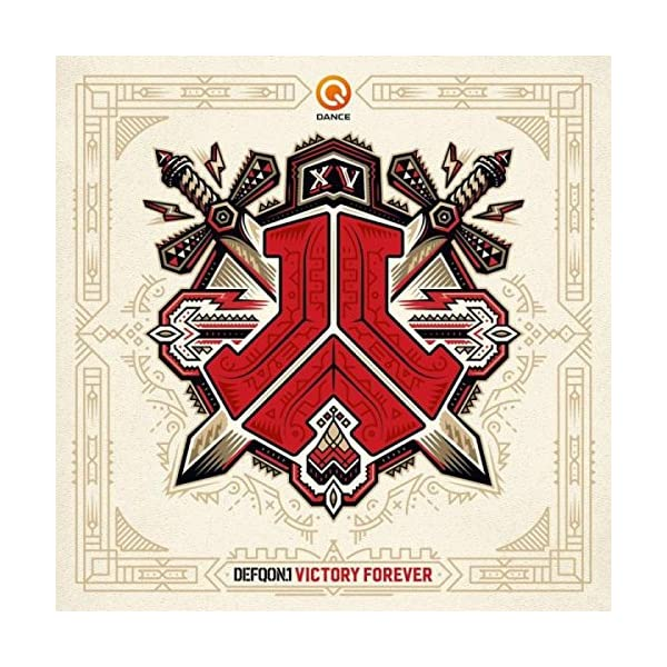 Defqon 2017: Victory Fever, Vol. 1 (5 CD)