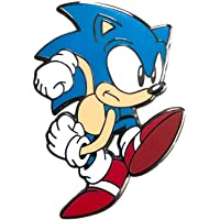 Speedy Sonic - Spilla classica da collezione Sonic The Hedgehog