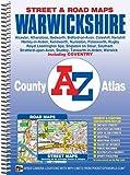 Warwickshire County Atlas (A-Z County Atlas)