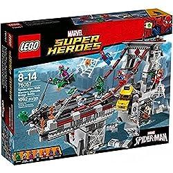 LEGO - Spider-Man, combate entre los guerreros arácnidos