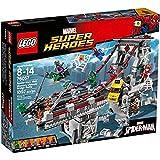 LEGO Super Heroes - Spider-Man, Combate definitivo Entre los Guerreros arácnidos (76057)