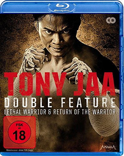 Tony Jaa Double Feature [Blu-ray]