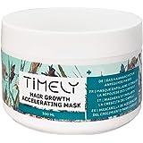 Timely, maschera per capelli azione nutriente e che accelera la ricrescita, 300 ml