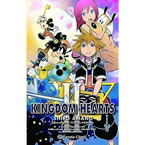 Kingdom Hearts II - Número 7