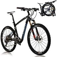 Change la bicicleta plegable de la montaña del tamaño ligero de 26 pulgadas lightwegiht Shimano XT
