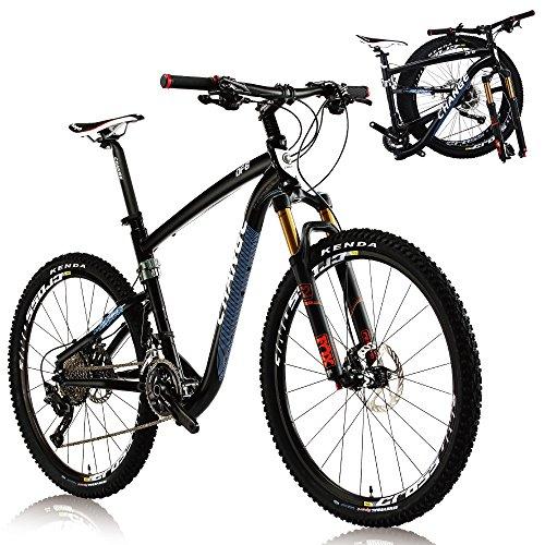 Das Mountainbike im Vergleich ab 1500 €: Change