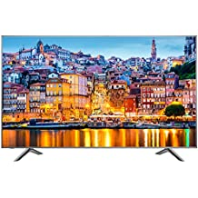 "Hisense H65N5750 televisor 65"" LED 4K Ultra HD modelo 2017, Marco gris plata"
