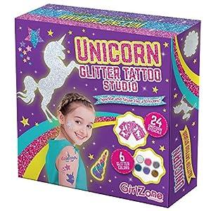 GirlZone Regalos para Niñas -Tatuajes