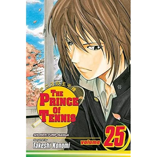 [The Prince of Tennis: v. 25] (By (author) Takeshi Konomi) [published: December, 2010]