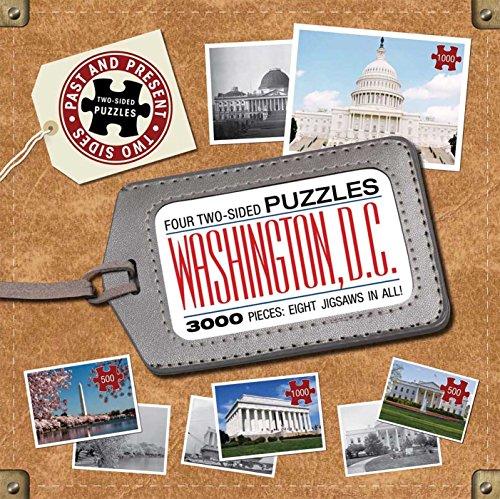 Washington D.C.: Past to Present Puzzles