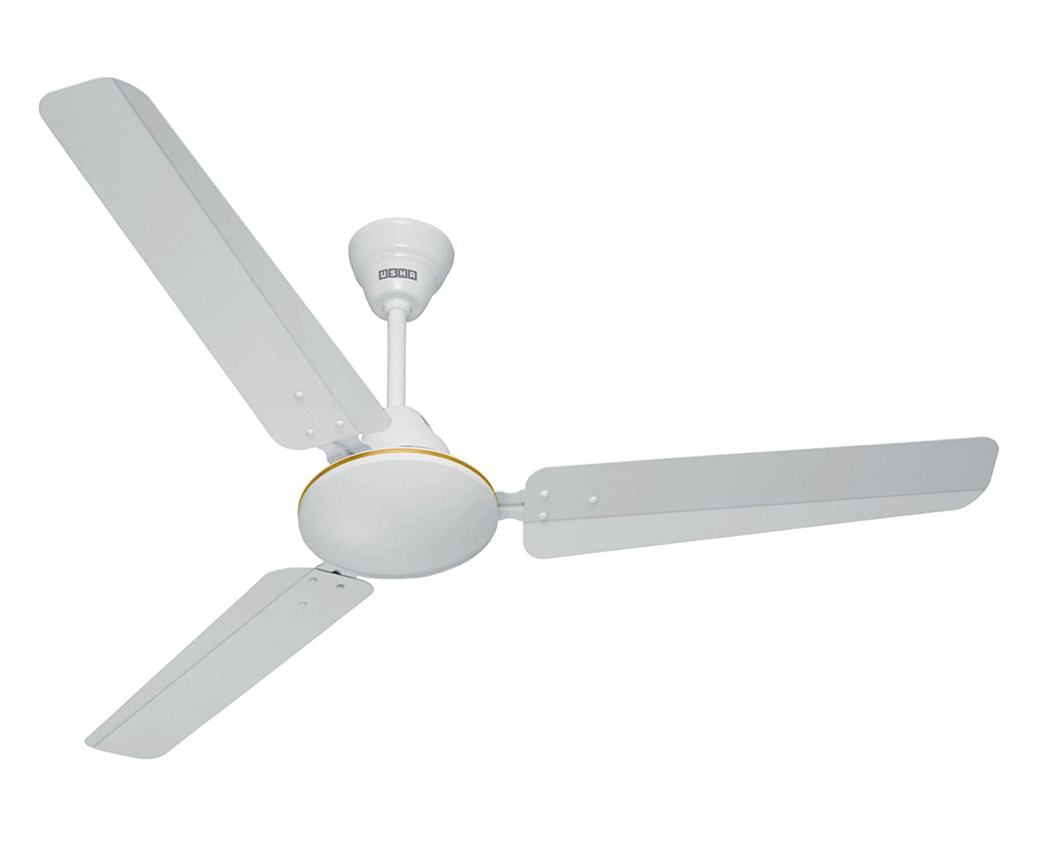 Buy usha technix 1200mm 5 star ceiling fan without regulator new buy usha technix 1200mm 5 star ceiling fan without regulator new white online at low prices in india amazon mozeypictures Gallery