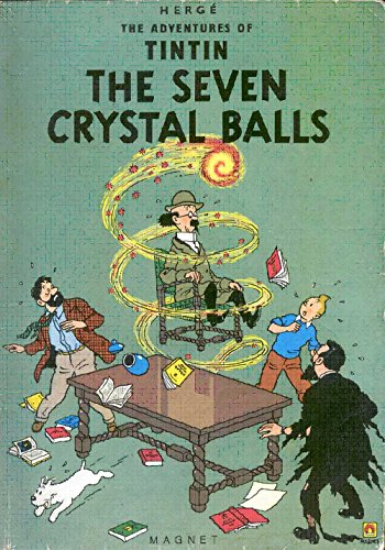 Advanture of Tintin and The Seven Crystal Balls (English Edition)