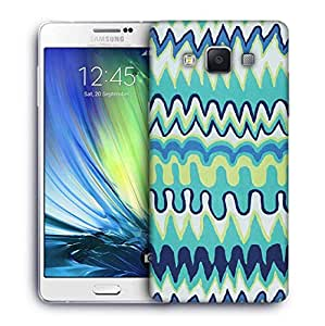 Snoogg Droplets best aztec Designer Protective Back Case Cover For Samsung Galaxy ON5