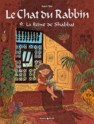 Le Chat du Rabbin - tome 9 - La Reine de Shabbat