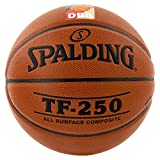 Spalding Ball TF250 DBB In/out 74-594z, Orange, 7, 3001504010417