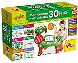 Lisciani Educatifs-FR58723-Mon Premier Bureau Multi ACTIVITES 30 Jeux, FR58723