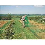 Göbel Weidezaun Universal Begrenzungszaun 20m lang 80cm hoch vielseitig einsetzbar grün