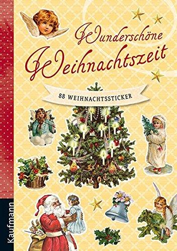 Wunderschöne Weihnachtszeit: 88 nostalgische Weihnachtssticker