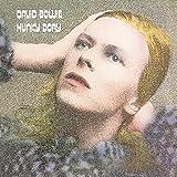 "David Bowie ""Hunky Dory"" lienzo impresiones, multicolor, 40x 40cm"