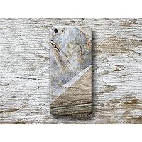 Holz Marmor Handy Hülle Handyhülle für Huawei P10 P9 P8 Lite P7 Mate S G8 Nexus 6P HTC 10 M9 M8 A9 Desire 626