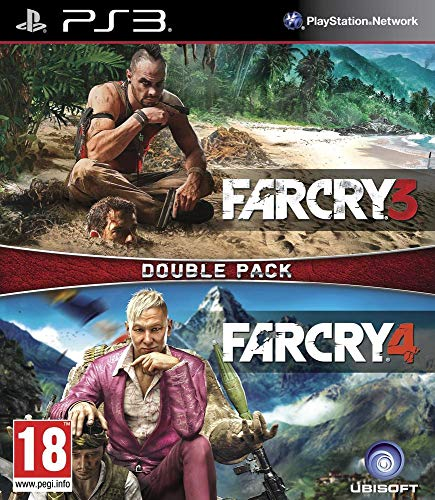 Far Cry 3 + Far Cry 4 Double Pack [Edizione: Francia]