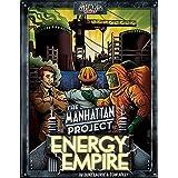 Le Manhattan Projet: Énergie Empire