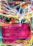 Pokémon Pokemon Spring 2014 Collectors Tin Promo Card Xerneas Ex Xy07 (English)