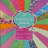Bastelpapier Vintage suchergebnis auf amazon de für motivblock vintage