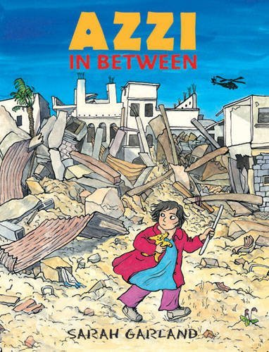 Azzi In Between by Sarah Garland (7-May-2015) Paperback