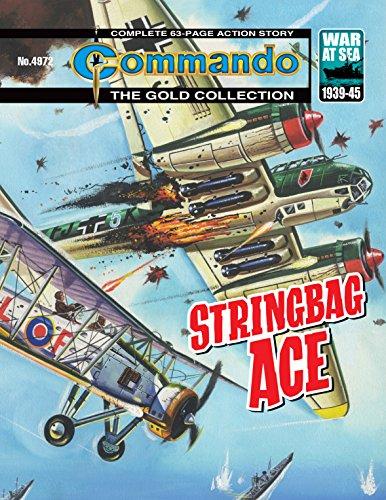 Commando #4972: Stringbag Ace (English Edition)